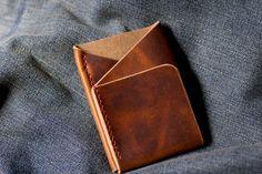 Double cross wallet