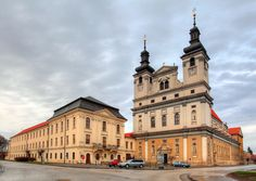 Slovakia, Trnava - Basilica St.Jána Krstiteľa
