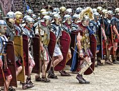 Under Caesar Augustus, the Auxilia was made up of about 250 cohort size (500 men) regiments, or a total of 125,000 men. Auxilia contained heavy infantry equipped similarly to legionaries; and almost all the army's cavalry (both armored & light), and archers and slingers. Under Severus, the total number of regiments increased to about 400 (or 250,000 men).