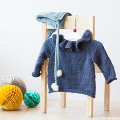 paelas kragegenser / paelas collar sweater (norwegian and english version)