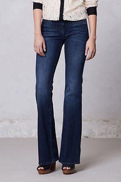 """MiH Marrakesh Wide-Leg Jeans $209.00 Write a review Be the first to write a review. Pin It share this on twittersend to Friend DETAILS      By MiH     Five-pocket styling     Cotton, elastane     Machine wash     34.5""""L     8.5"""" rise; 10.75"""" ankle     Imported       Style #: 26487793  Read more... color: bond Size size guide » quantity: add to basket ADD to WISH LIST FIND in a STORE SHIPPING and RETURNS"""