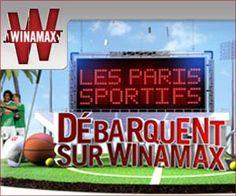 Winamax : le premier pari sportif perdant remboursé en cash jusqu'à 100 euros   Maxi Bons Plans