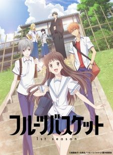 Fruits Basket 2019 Season 1 Bluray Bd Dual Audio Episodes 01 25 H264 480p 720p English Subbed Download Fruits Basket Anime Fruits Basket Anime