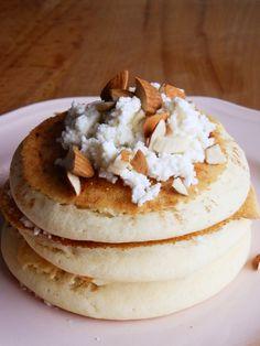 Rice flour pancakes | A Cozinha da Ovelha Negra