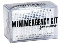 Minimergency® Kit for Moms -- Ms. & Mrs. Online Store....GIFTS FOR MOMMY FRIENDS