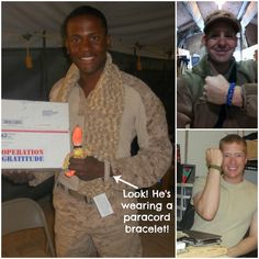 """WANTED: Volunteers to Make Paracord """"Survival"""" Bracelets!"""