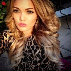 Most Popular Ombre Hairstyles, Colors for Women 2015-2016 | GalStyles.com