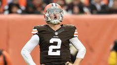 Johnny Manziel draws blank as Cleveland Browns suffer heavy defeat to Cincinnati Bengals