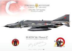 TURKISH AIR FORCE . TÜRK HAVA KUVVETLERI 113. Filo, 1.inci Ana Jet Üs, Eskişehir 113rd Squadron, 1st Jet Air Base, Eskişehir Luftwaffe'den transferler 08.09.1994