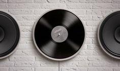 Wheel Vinyl player