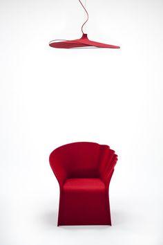 Dress Chair  - Salone Satellite 2013  Japan    Junpei Tamaki  Industrial Designer