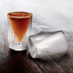 Bombs Away Shot Glasses.