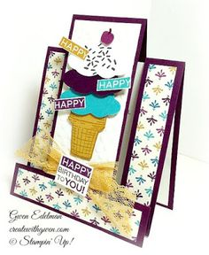 Stampin' Up! Sprinkles of Life Stamp Set! Create with Gwen, Stampin' Up! Independent Demonstrator, Gwen Edelman, Create with Gwen