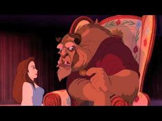 Beauty and the Beast - Animation Screencaps Paige O'hara, Walt Disney Animation Studios, Get Tickets, Just Smile, Save My Life, Beauty And The Beast, Cute Animals, Disney Princess, Disney Characters
