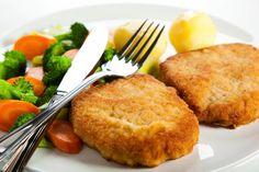 Low Carb Breaded Pork Chops
