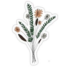 ilustración de la flor • Also buy this artwork on stickers, apparel, phone cases y more.