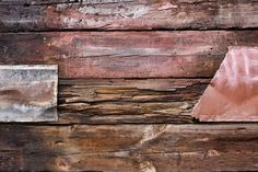 Wood planks, old  #wood #old #rotten