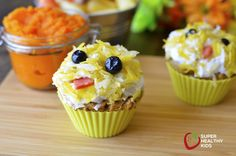 Carrot Muffin Recipe | Healthy Ideas for Kids