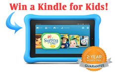 Next Drawing: Monday, Dec. 5 Get SigningTime.TV on Kindle You can nowdownload the SigningTime.TV app onto Kindle!To celebrate, we're giving away three Kindles for Kids in three weeks. Enter to win a Kid's Kindle + our Complete Digital Library EarnRead More »