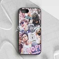 Ashton Irwin 5 Seconds Of Summer iPhone 5|5S|SE Case | armeyla.com