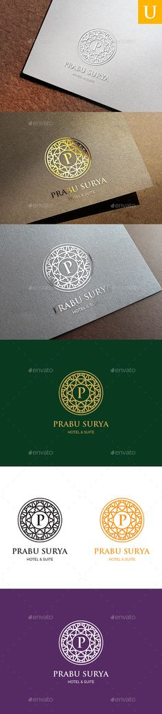 Prabu Surya Logo — Vector EPS #coorporate #gallery • Available here → https://graphicriver.net/item/prabu-surya-logo/10599404?ref=pxcr