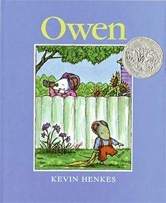 O de OWEN. Owen tenía una mantita amarilla con mucha pelusilla. La tenía desde que era un bebé. La quería con toda su alma...