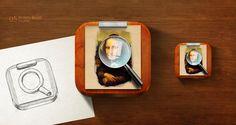 Icon design by Brandy™ #POTD99 01.13.2013 #MonaLisa #game #art