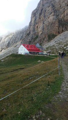 Rifugio Alpe de Tires
