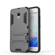 Meizu m3 m5 case di alta qualità anit-bussare tpu + plastic 2 in 1 protettivo case cover meizu m3 mini/meizu m3 note/m5 nota #0627