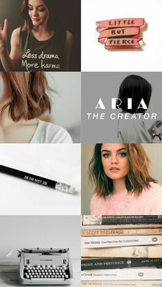 Aria Montgomery ❤️