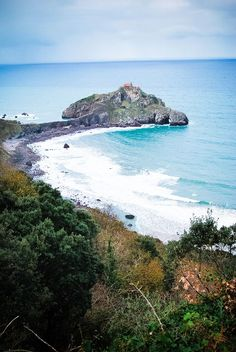 Basque Country, Bizkaia, San Juan de Gaztelugatxe