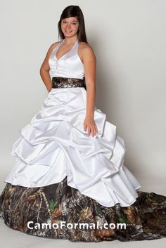 Searching for affordable White with Camo Wedding Dress in Weddings & Events? Buy high quality and affordable White with Camo Wedding Dress via sales. Enjoy exclusive discounts and free global delivery on White with Camo Wedding Dress at AliExpress Camouflage Wedding Dresses, Wedding Dress Sash, 2015 Wedding Dresses, Wedding Dress Styles, Bridal Dresses, Wedding Gowns, Bridesmaid Dresses, Wedding Attire, Wedding Cakes