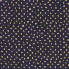 Dear Stella House Designer - Confetti Dots - Confetti Sparkle in Navy