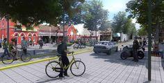 Tercer Lugar Concurso Nacional de Ideas para la Renovación urbana del área centro de San Isidro,Courtesy of ZIM Arquitextura + Pablo Guiraldes