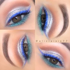 Alicia Ventimiglia  Instagram @aliciaisis77 | Makeup Artist | #cutcrease