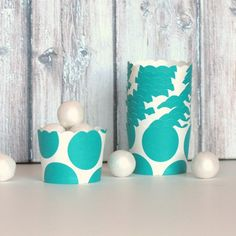 Big Dot Baking/Candy Cups - Turquoise