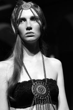 Work by Bill Dorsey, Nicole Davis, Tanya Cruz #fashion #design #jewelry #stylist #photography