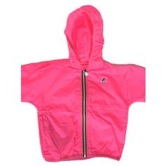 Love k-way neon pink for girls! #tadashop