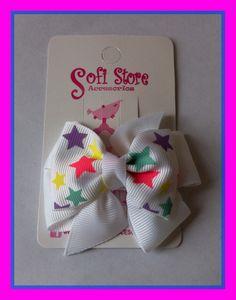 Moño pequeño par #moñosparaniñas #balacas #niñas #moños #bebes #diademas #pinzas http://www.facebook.com/ACCESORIOS.SOFY envíos nacionales whats App☎️3142621226