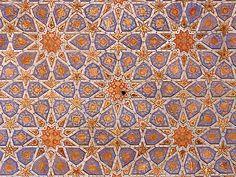Isfahan/ Chehel Sotun Palace/ Ceiling