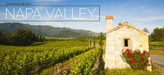 Weekend Guide to Napa | design district