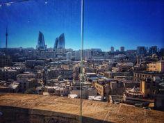 Baku | Azerbaijan photo of the day in my brilliant city.