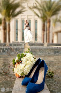 arizona bridal wedding photography shot at the gilbert arizona LDS temple #LDStemples #MormonTemples