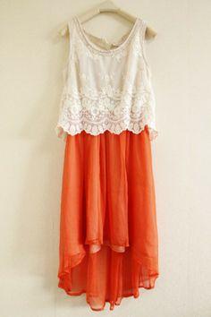 Womens Bead Lace Vest Dress