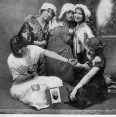 """Throughout much of the nineteenth century, a husband, father, or other male authority figure could—and did—have a woman declared insane as easily as getting two doctors to sign the certificate, and they didn't even have to see the patient. A man's testimony was enough to get a female relative locked up in secret, indefinitely. Some women suffered from """"puerperal insanity,"""" but others were imprisoned in an asylum for no greater cause than disagreement with established norms."""