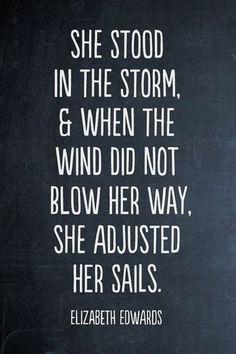 dont change, just adjust