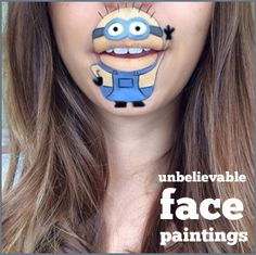 See What This Talented Makeup Artist Can Do With Face Paint! (28 Photos) « The @allmyfaves Blog: Expert Reviews about Cool New Sites