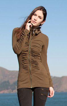 Nomads Hemp Wear: Thrive Longsleeve in MerlotRed, Dusk Blue ,Bean Brown, Khaki Green, Charcoal Grey and Black.