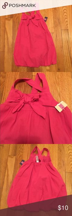 ☀️NWT-Girls Pink Bubble Dress-Size 2T☀️ New with tag!  Toddler Girls bright pink Bubble Dress by Cherokee-Size 2T.  Perfect for Spring and Summer!  Item comes from a smoke free home!  Must Sell!  Make REASONABLE Offers! Cherokee Dresses Casual