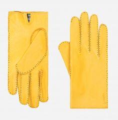 Hastra Jacob Yellow gloves